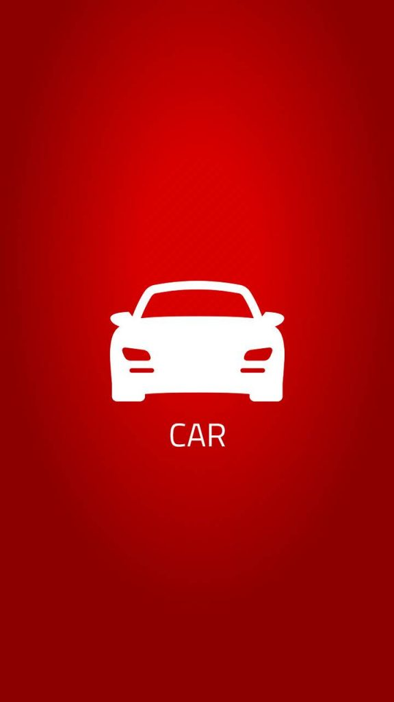 Car-Dashboard-Drive-Icon-Nav-Place-Red-Simile- Wallpaper Background