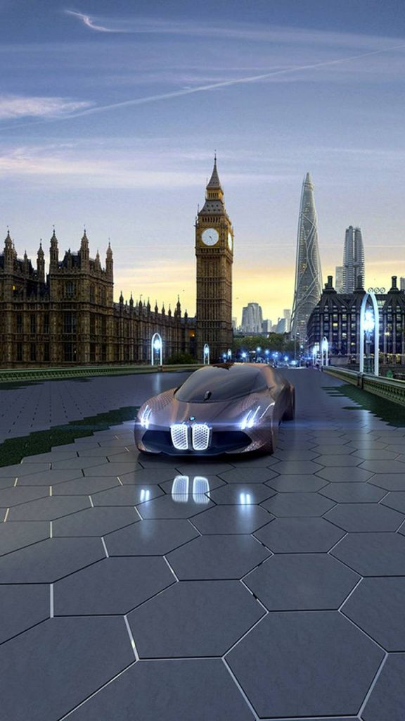 Car-Voiture-london Wallpaper Background