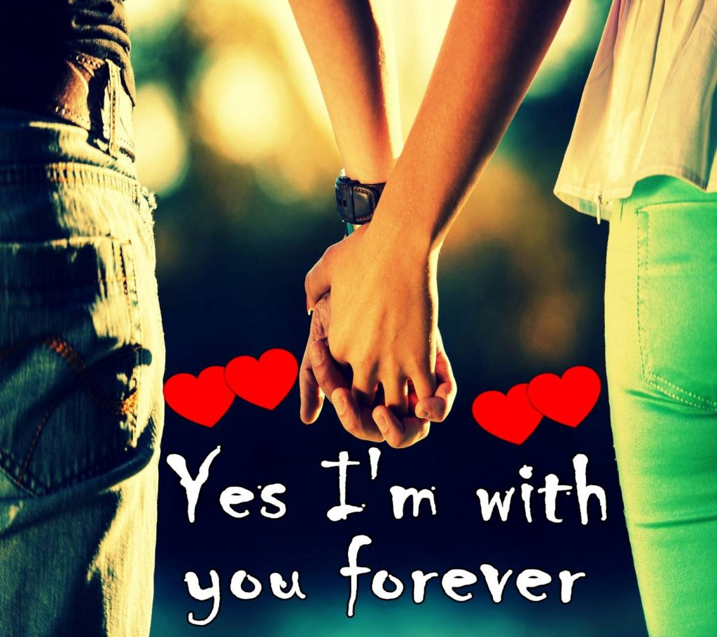 Couple-Cute-Feelings-Forever-Hands-Love-Promise-Withyou Wallpaper Background