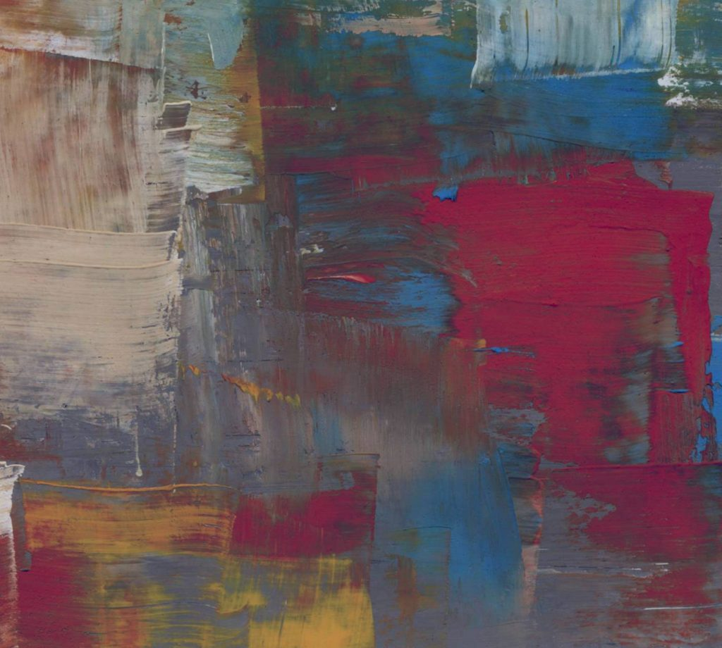 Wallpaper Background Abstract Art Colourful Paint