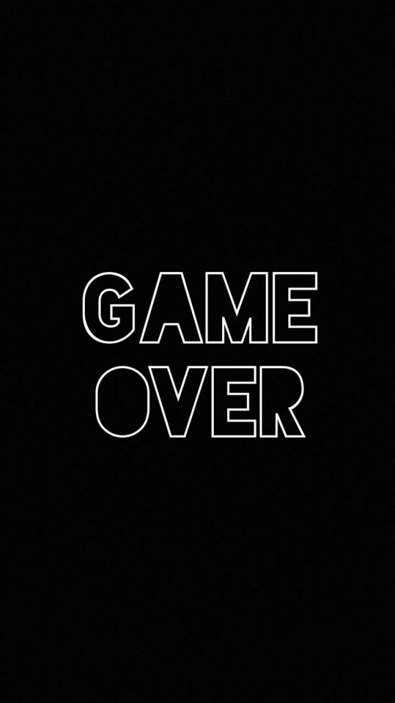 Game-Over-Game-Over- Wallpaper Background