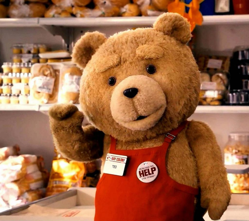 Movies-Ted-Ted-Kralj-Wallpaper Background